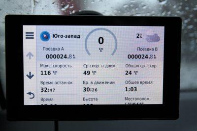 Навігатор Garmin DriveSmart 50 RUS LMT