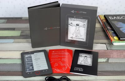 Електронна книга AIRON