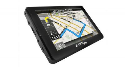 Навигатор EasyGo A505 Навител