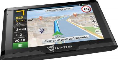 Навігатор Navitel E500 Magnetic
