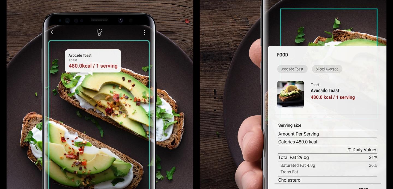 Что такое дополненная реальность и чем она отличается от виртуальной реальности - дополненная реальность с Bixby Vision