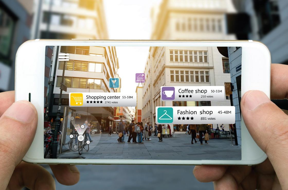Что такое дополненная реальность и чем она отличается от виртуальной реальности - дополненная реальность в городе