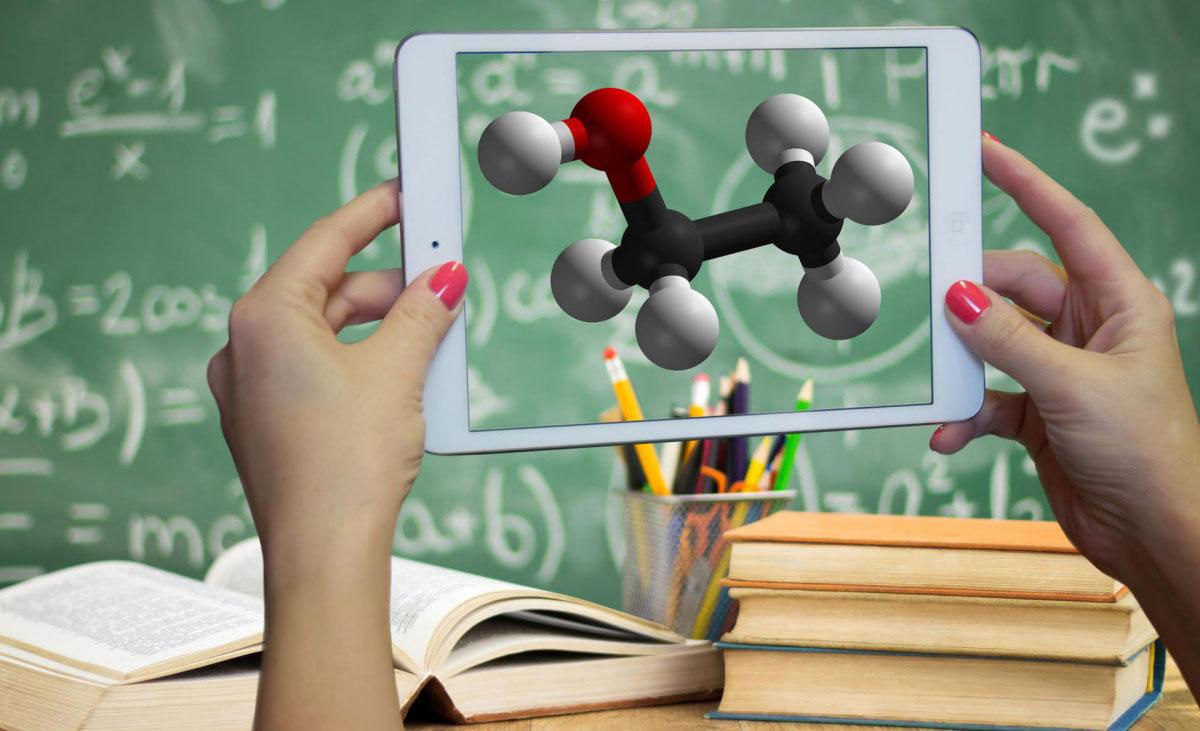 Что такое дополненная реальность и чем она отличается от виртуальной реальности - дополненная реальность в образовании