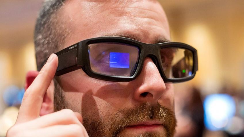 Что такое дополненная реальность и чем она отличается от виртуальной реальности - умные очки