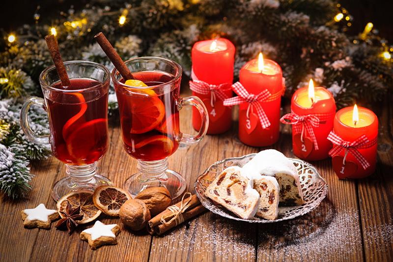 Глогг-Glogg рождественский скандинавский напиток