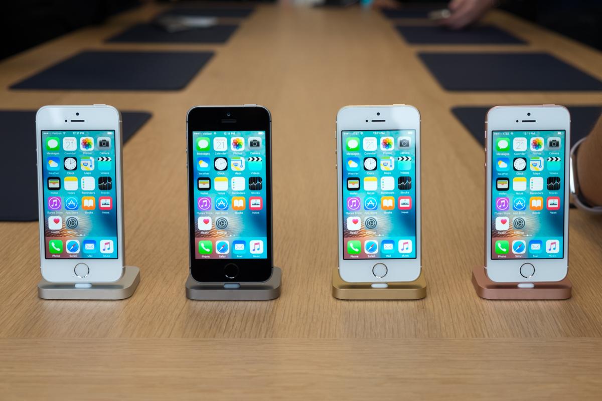 Как iOS 12 заставляет мой iPhone SE снова чувствовать себя молодым - четыре iPhone SE