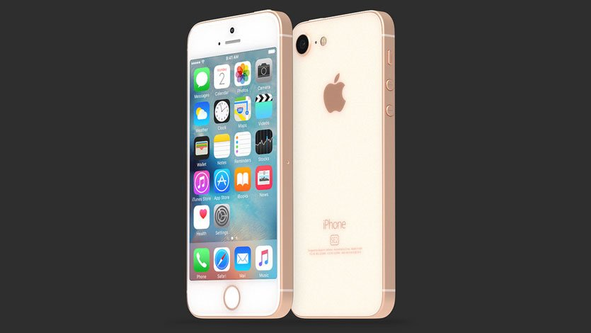 Как iOS 12 заставляет мой iPhone SE снова чувствовать себя молодым - золотой iPhone SE
