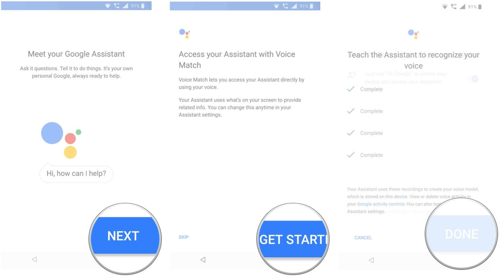 Как перенести ваши приложения и настройки на новый Android-смартфон - завершаем настройку