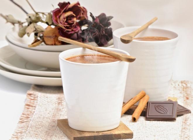 Какао-вкусная зима
