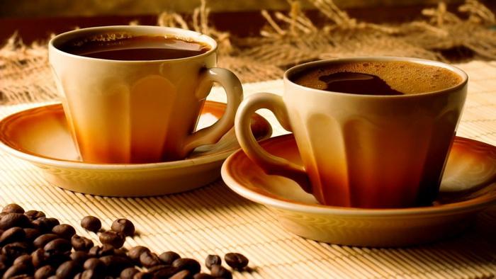 Кофе-напиток бодрости