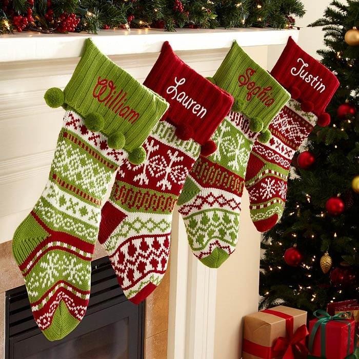 Носочки-для подарков