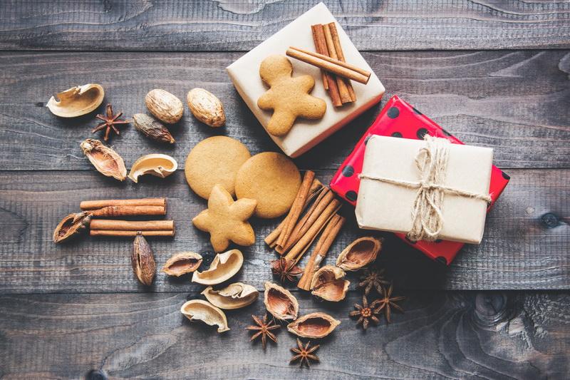 Новогодние подарки-своими руками
