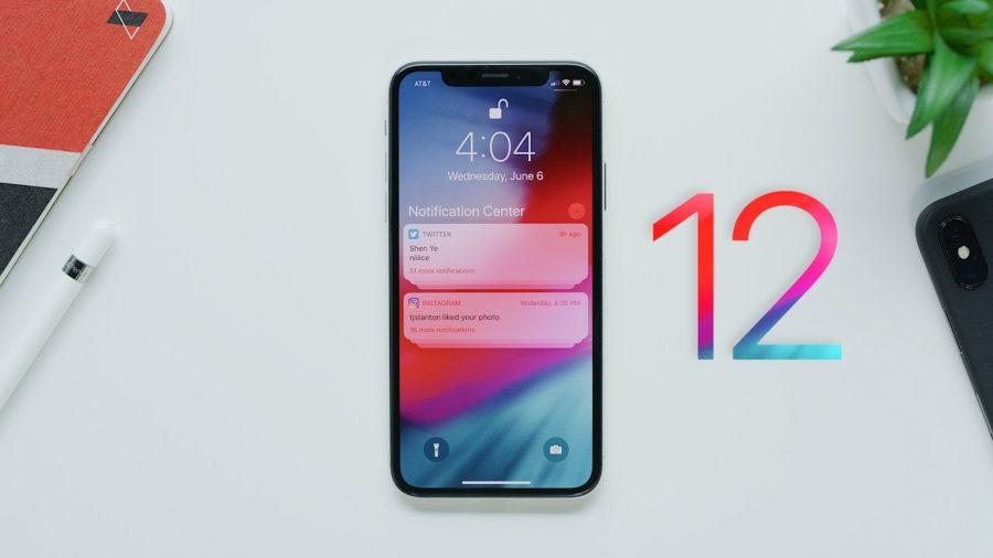 Обзор iOS 12_какая она сейчас и что ожидать в дальнейшем - число 12