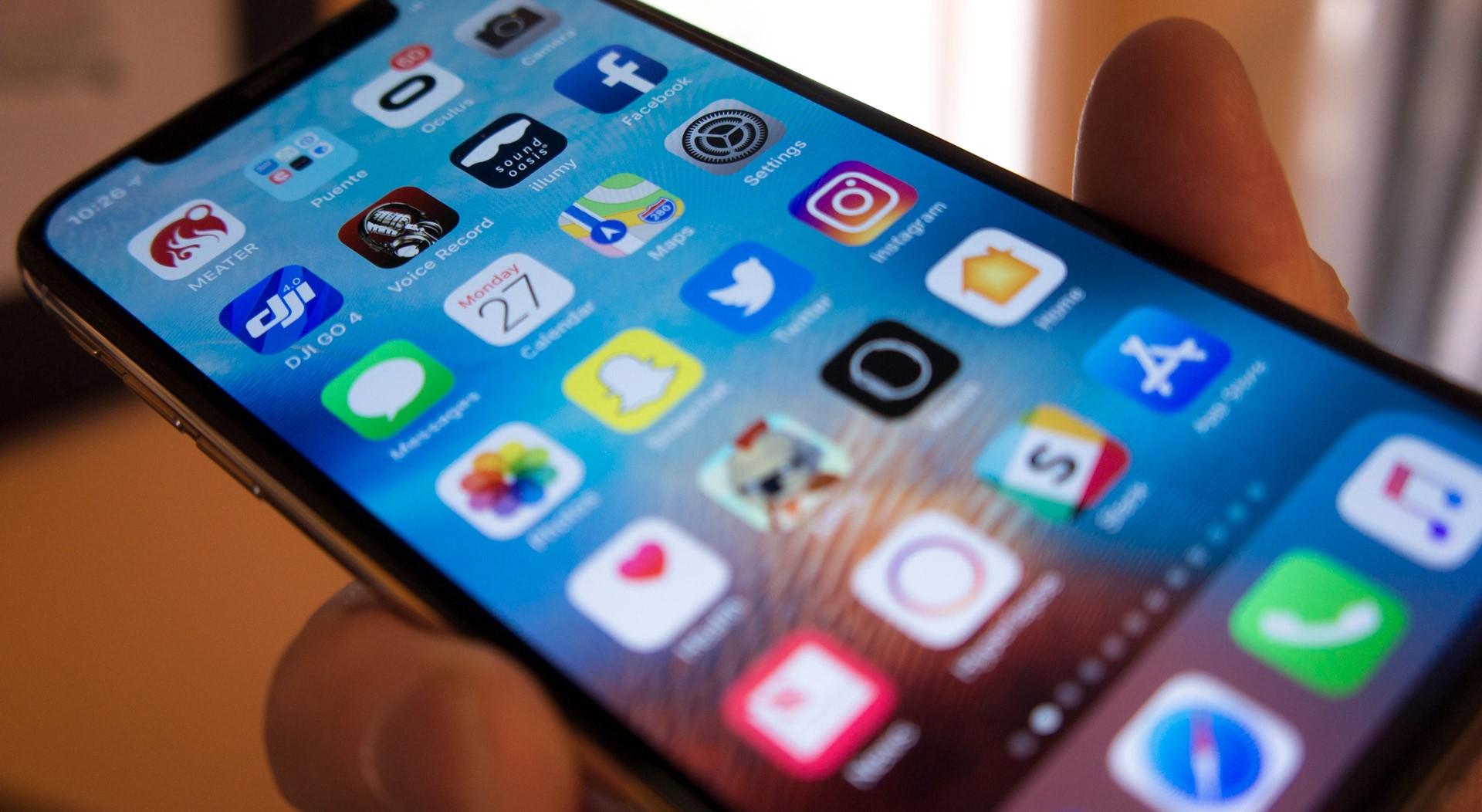 Обзор iOS 12_какая она сейчас и что ожидать в дальнейшем - дисплей айфона