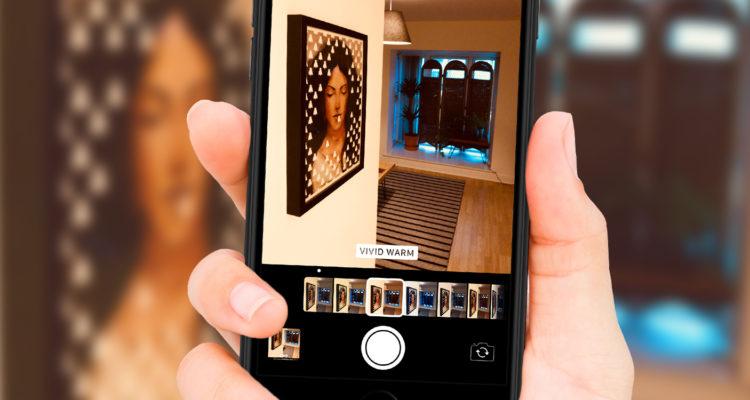 Обзор iOS 12_какая она сейчас и что ожидать в дальнейшем - фильтры камеры в iOS 12