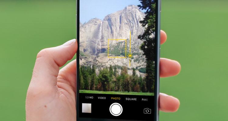 Обзор iOS 12_какая она сейчас и что ожидать в дальнейшем - фотграфия на экране