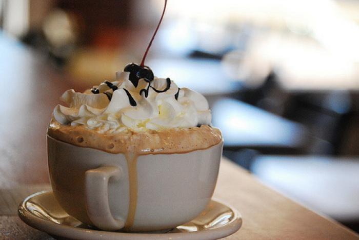 Вкусная зима-напитки бодрости
