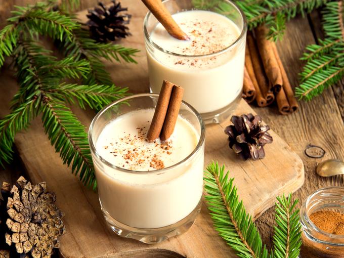Вкусная зима-согревающие напитки