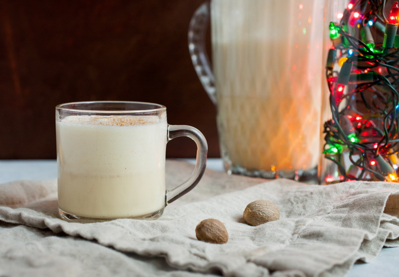 cooked eggnog-photo