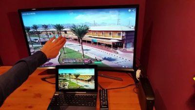 Успешное подключение ноутбука к телевизору