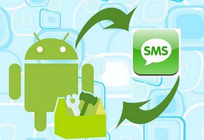 Перенесення повідомлень з Андроїд на Андроїд