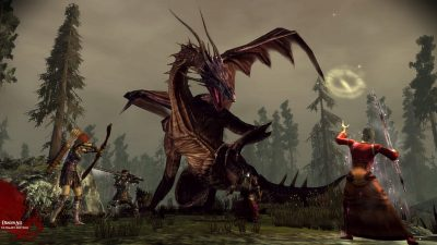 Гра Dragon Age: Origins