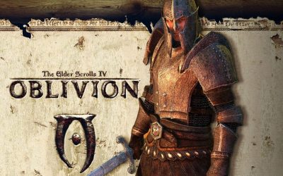 Гра The Elder Scrolls IV: Oblivion