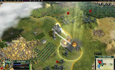 Лучшая пошаговая стратегия Civilization V
