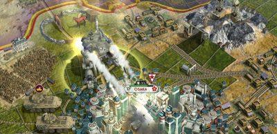 Бои в стратегии Civilization V