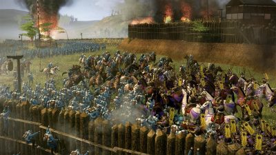 Стратегия Total War: Shogun 2