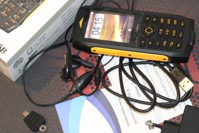 Кнопковий телефон Sigma X-treme PQ68