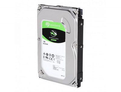 Жёсткий диск Seagate BarraCuda HDD 1TB ST1000DM010