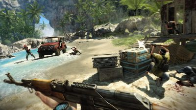 Сюжет гри Far Cry 3