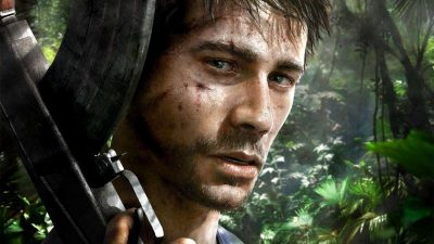 Главный персонаж Far Cry 3