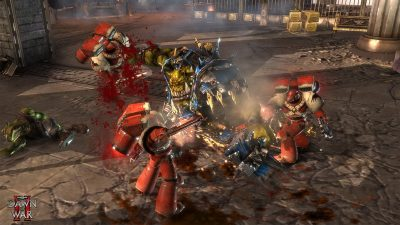 Игра Warhammer 40 000: Dawn of War 2