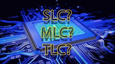Какой памяти лучше в SSD TLC и MLC