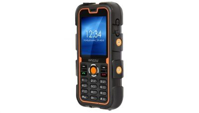 Кнопковий телефон Ginzzu R62