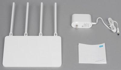 Роутер Xiaomi WiFi Router 3 White