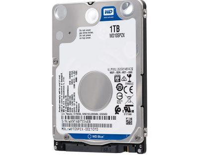 Жорсткий диск WD Blue 1TB (WD10SPZX)