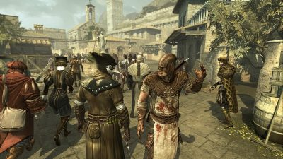 Игра  Assassin's Creed: Brotherhood