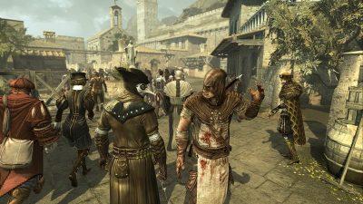 Гра Assassin's Creed: Brotherhood