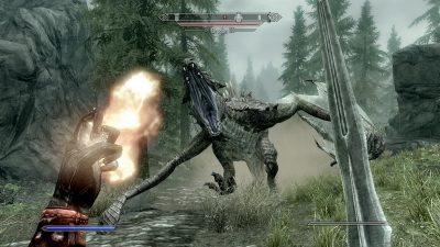 Гра The Elder Scrolls V: Skyrim