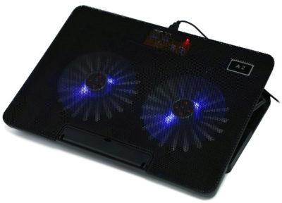 Также, чтобы снизить степень нагрева и избегать ситуаций, когда не заряжается аккумулятор ноутбука, можно использовать специальные подставки.
