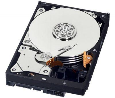 Жёсткий диск WD SATA III 1TB (WD10EZRZ)