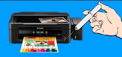 Чистка картриджів принтера