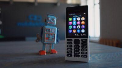 Кнопочный телефон Nokia 150 DS Black