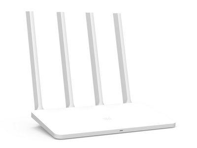 Роутер Ethernet Xiaomi WiFi Router 3C White