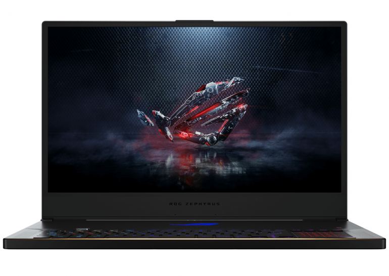 ASUS ROG Mothership-экран