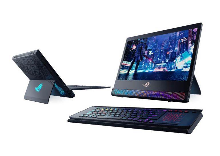 ASUS ROG Mothership-гибрид моноблока и игрового лэптопа