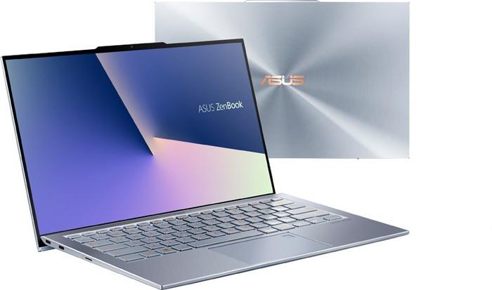 ASUS ZenBook S13- CES-2019